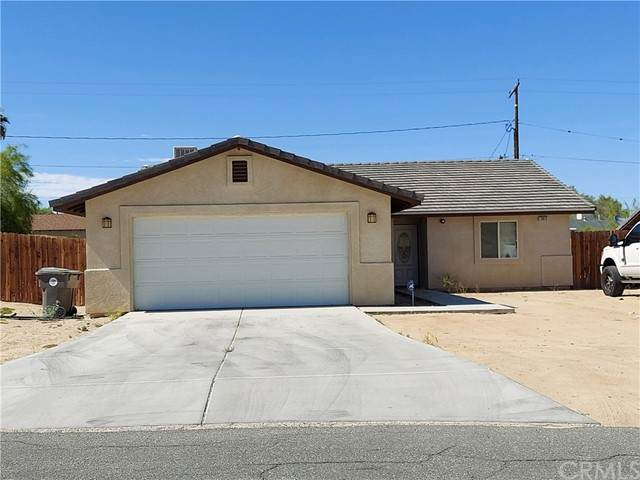 73812 Sun Valley Drive, 29 Palms, CA 92277 (#JT21127171) :: The Marelly Group | Sentry Residential