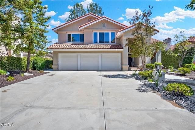 2543 Peachwood Place, Westlake Village, CA 91361 (#V1-6417) :: The Ashley Cooper Team