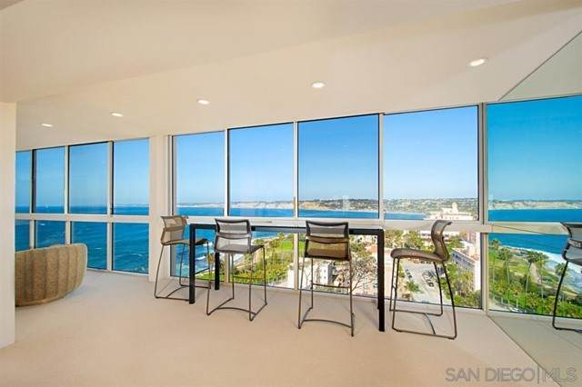 939 Coast Blvd 19G, La Jolla, CA 92037 (#210016322) :: Powerhouse Real Estate