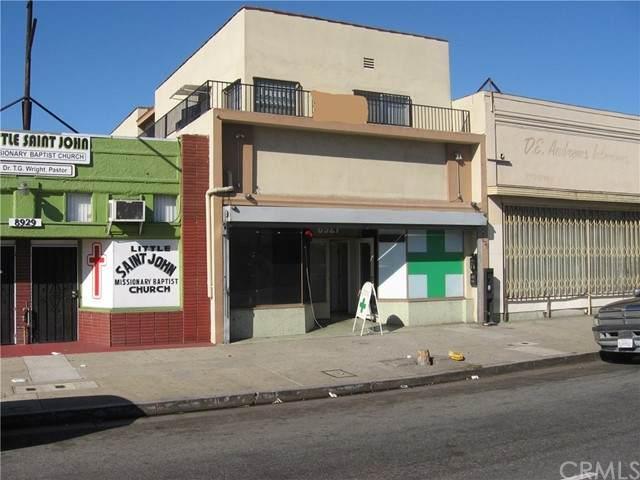 8927 S Western Avenue, Los Angeles (City), CA 90047 (#RS21127800) :: The DeBonis Team