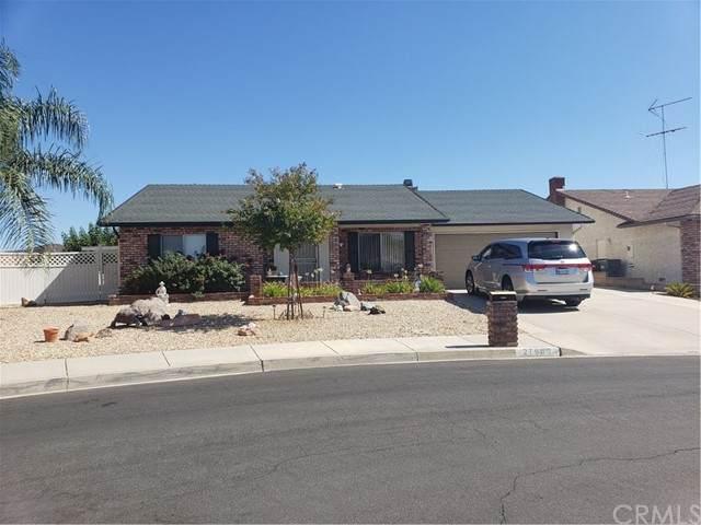27980 Foxfire Street, Menifee, CA 92586 (#IV21127812) :: Berkshire Hathaway HomeServices California Properties