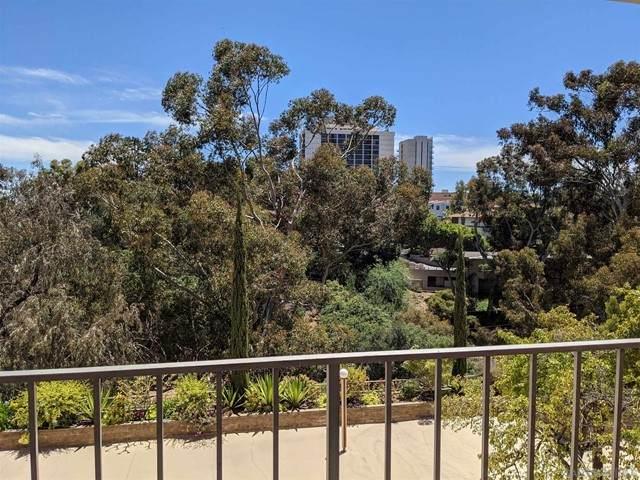 3635 7th 3B, San Diego, CA 92103 (#210016333) :: Berkshire Hathaway HomeServices California Properties