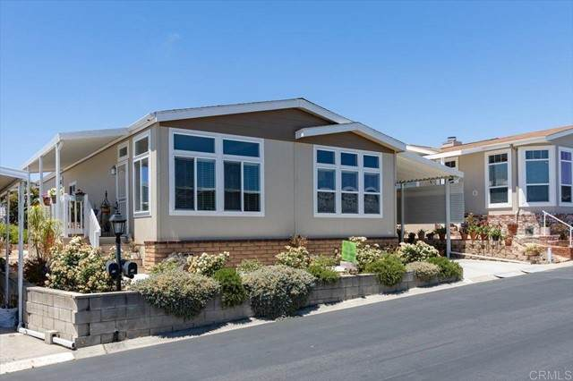 3535 Linda Vista Drive #16, San Marcos, CA 92078 (#NDP2106818) :: Berkshire Hathaway HomeServices California Properties
