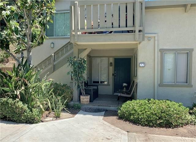 22 Windjammer #9, Irvine, CA 92614 (#OC21127860) :: Eight Luxe Homes