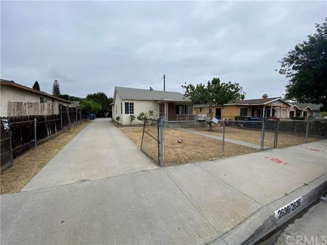 2636 Willard Avenue, Rosemead, CA 91770 (#OC21127930) :: Zen Ziejewski and Team