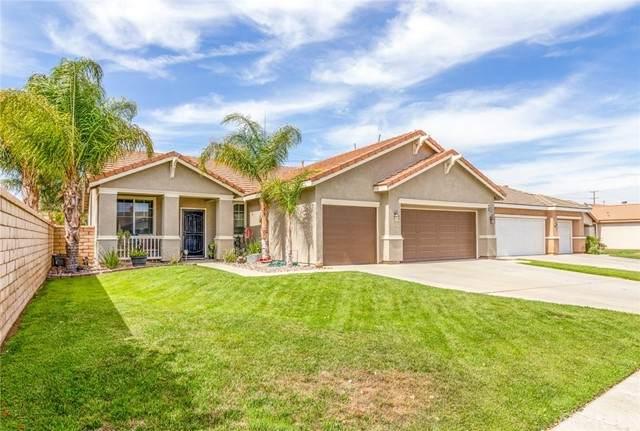 26278 Starr Drive, Menifee, CA 92585 (#SW21127948) :: Berkshire Hathaway HomeServices California Properties