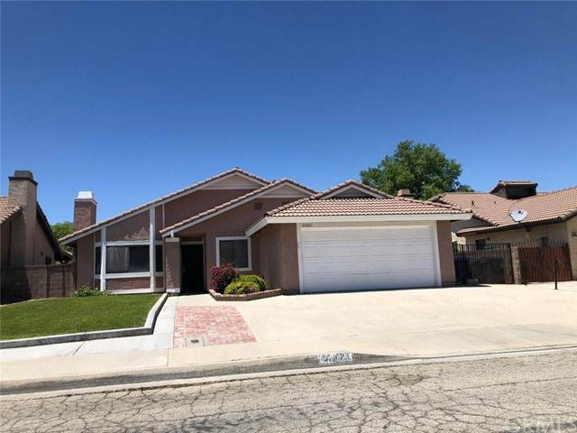 44021 31st Street W, Lancaster, CA 93536 (#SW21127954) :: Powerhouse Real Estate
