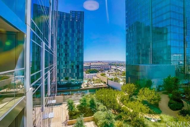 877 Francisco Street #1110, Los Angeles (City), CA 90017 (#AR21127236) :: The DeBonis Team