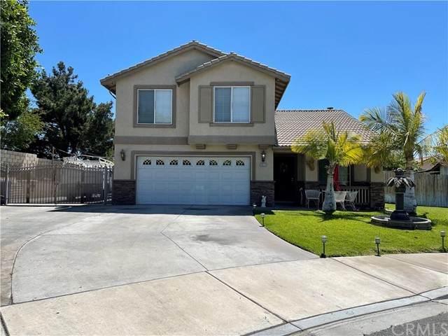 10515 Steerhead Drive, Bloomington, CA 92316 (#IV21127990) :: Powerhouse Real Estate