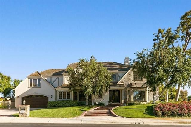 3714 E. Mandeville Place, Orange, CA 92867 (#NDP2106825) :: The DeBonis Team