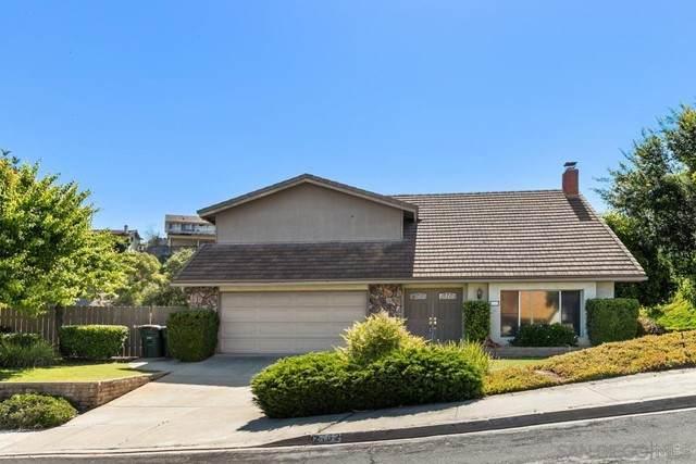 2162 Flying Hills Ln, El Cajon, CA 92020 (#210016369) :: Powerhouse Real Estate