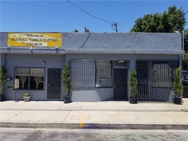 4615 Valley Boulevard, Los Angeles (City), CA 90032 (#MB21126921) :: Berkshire Hathaway HomeServices California Properties