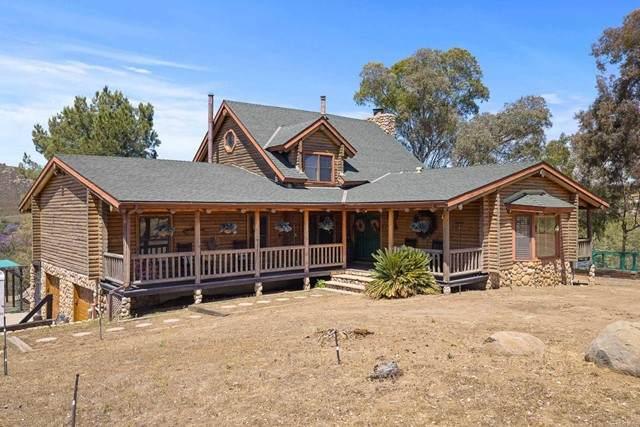 25129 Highway 78, Ramona, CA 92065 (#NDP2106828) :: Berkshire Hathaway HomeServices California Properties
