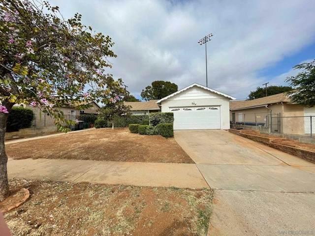 1213 Tangerine St., El Cajon, CA 92021 (#210016373) :: Powerhouse Real Estate