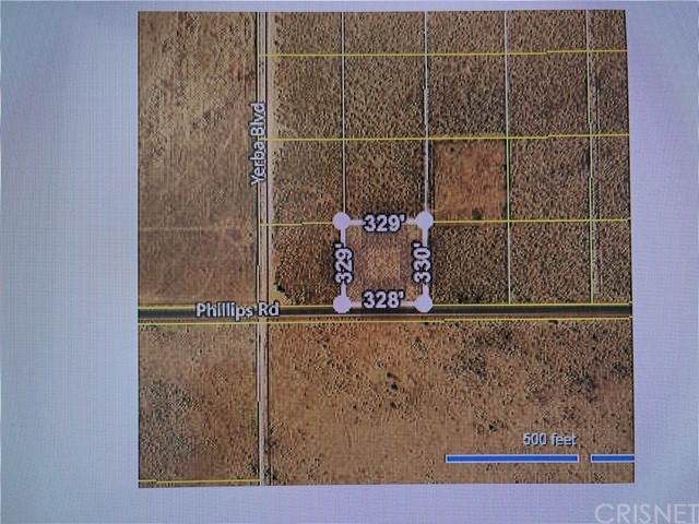 0 Phillips Rd., California City, CA 93501 (#SR21128048) :: Powerhouse Real Estate