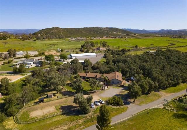 1433 Kings Villa, Ramona, CA 92065 (#NDP2106836) :: Berkshire Hathaway HomeServices California Properties