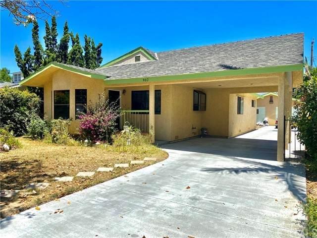 902 N Pass Avenue, Burbank, CA 91505 (#CV21116953) :: Powerhouse Real Estate