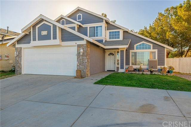 4391 Sonora Court, Rosamond, CA 93560 (#SR21128165) :: Powerhouse Real Estate