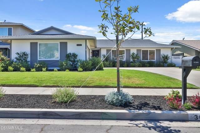 3082 Galena Avenue, Simi Valley, CA 93065 (#221003211) :: Zen Ziejewski and Team