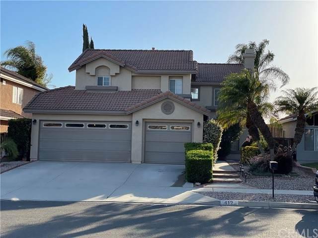 412 Arthur Circle, Corona, CA 92879 (#IG21127497) :: Berkshire Hathaway HomeServices California Properties