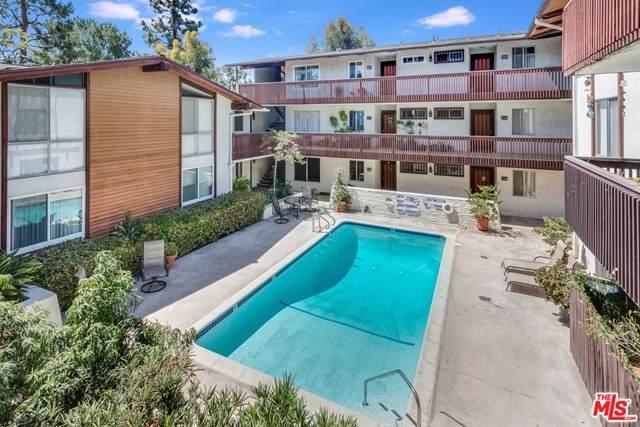 5650 Sumner Way #109, Culver City, CA 90230 (MLS #21748362) :: Desert Area Homes For Sale