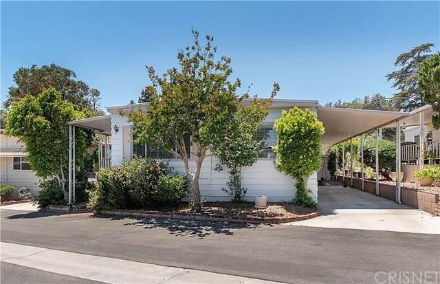 11401 N Topanga Cy #29, Chatsworth, CA 91311 (#SR21128352) :: Powerhouse Real Estate