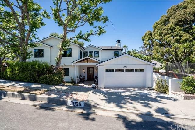 2995 Alpine Way, Laguna Beach, CA 92651 (#LG21128286) :: Zen Ziejewski and Team