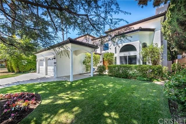 4947 Valjean Avenue, Encino, CA 91436 (#SR21127217) :: Powerhouse Real Estate