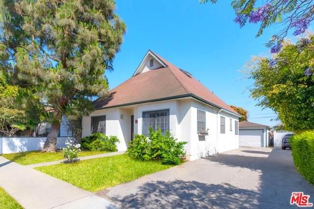 712 Machado Drive, Venice, CA 90291 (#21748334) :: The DeBonis Team