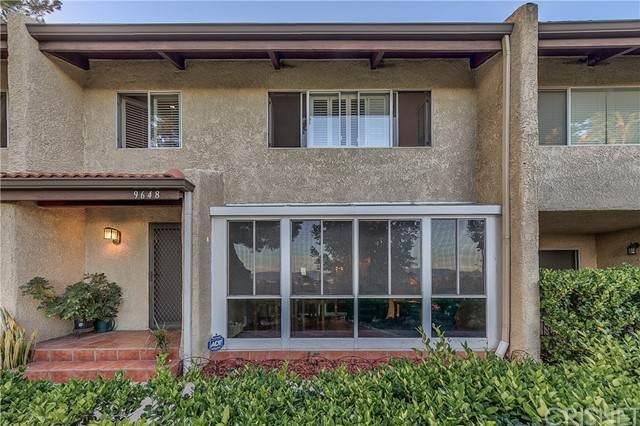 9648 Via Rimini #111, Sun Valley, CA 91504 (#SR21124490) :: Powerhouse Real Estate