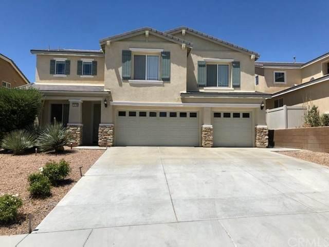 15798 Apache Plume Lane, Victorville, CA 92394 (#IG21128211) :: Zember Realty Group