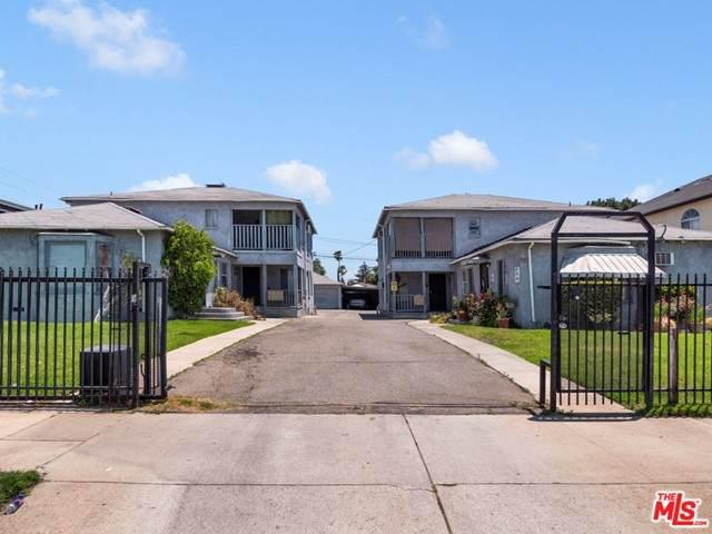 5752 5758 Vineland Avenue, North Hollywood, CA 91601 (#21747700) :: Powerhouse Real Estate