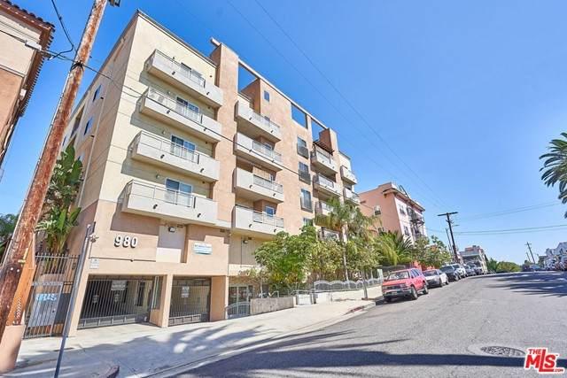980 S Oxford Avenue #103, Los Angeles (City), CA 90006 (#21748694) :: Legacy 15 Real Estate Brokers