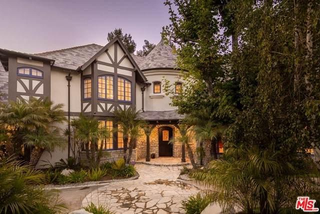 17628 Camino De Yatasto, Pacific Palisades, CA 90272 (#21748544) :: RE/MAX Empire Properties