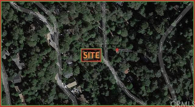 0 Community Drive, Lake Arrowhead, CA 92352 (#CV21128691) :: Berkshire Hathaway HomeServices California Properties