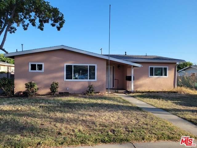 605 W G Street, Ontario, CA 91762 (#21748732) :: Berkshire Hathaway HomeServices California Properties