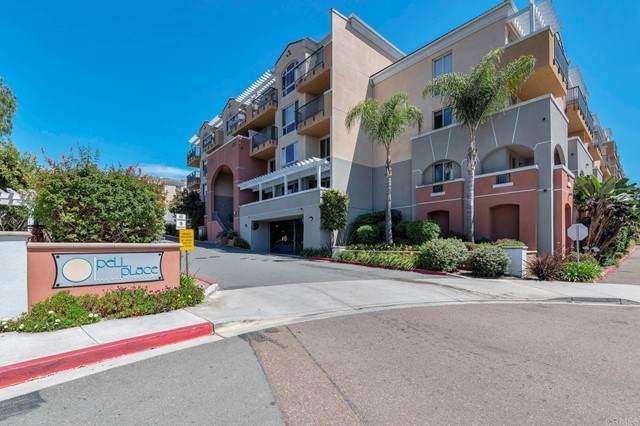 3877 Pell Place #312, San Diego, CA 92130 (#NDP2106861) :: The Alvarado Brothers