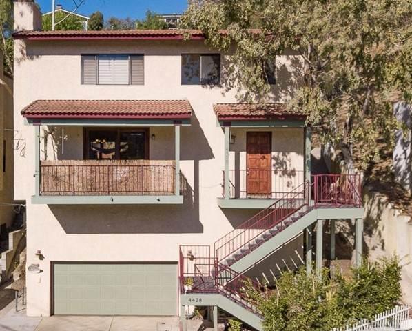 4428 Morro Drive, Woodland Hills, CA 91364 (#SR21126911) :: Berkshire Hathaway HomeServices California Properties