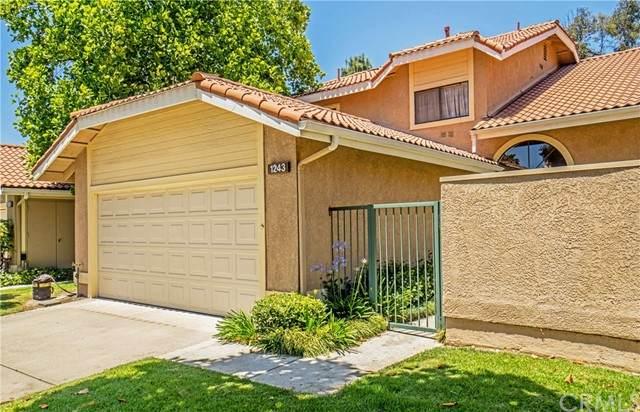 1243 Upland Hills Drive S, Upland, CA 91786 (#CV21127269) :: The Alvarado Brothers