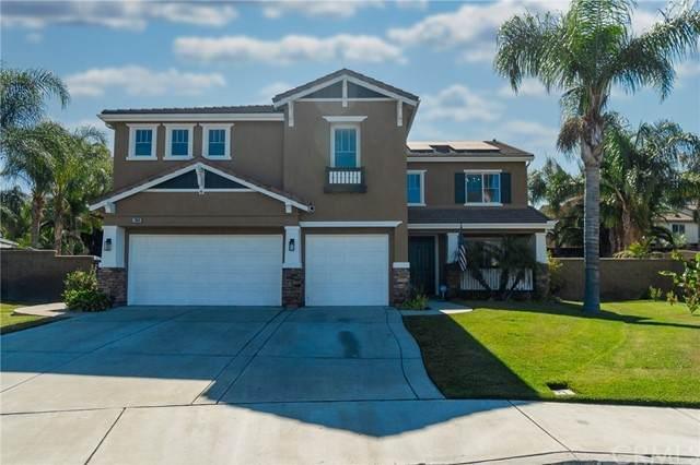 7464 Woodglen Lane, Eastvale, CA 92880 (#CV21128346) :: The Alvarado Brothers