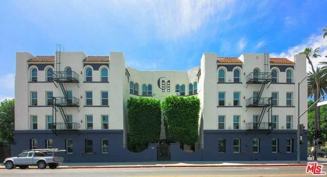 5870 Franklin Avenue, Los Angeles (City), CA 90028 (#21748886) :: Legacy 15 Real Estate Brokers
