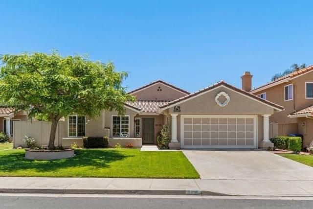2925 Via Ipanema, Carlsbad, CA 92009 (#210016448) :: Wahba Group Real Estate   Keller Williams Irvine