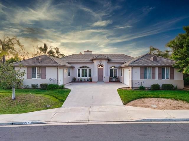 1104 Amelia Pl, Escondido, CA 92026 (#210016450) :: The Laffins Real Estate Team