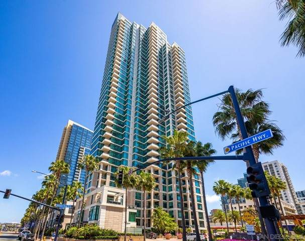 1199 Pacific Hwy #703, San Diego, CA 92101 (#210016455) :: Swack Real Estate Group   Keller Williams Realty Central Coast