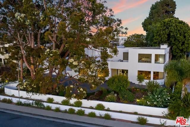 620 Adelaide Drive, Santa Monica, CA 90402 (#21748864) :: Bob Kelly Team