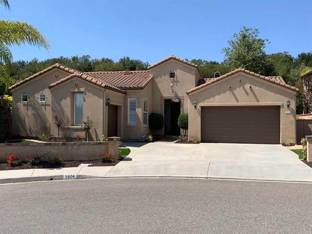 2804 Carrillo Way, Carlsbad, CA 92009 (#NDP2106876) :: Berkshire Hathaway HomeServices California Properties