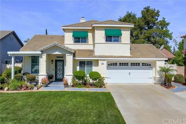 1109 Mendocino Way, Redlands, CA 92374 (#EV21127855) :: Berkshire Hathaway HomeServices California Properties