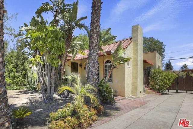 1636 S Genesee Avenue, Los Angeles (City), CA 90019 (#21748932) :: The DeBonis Team