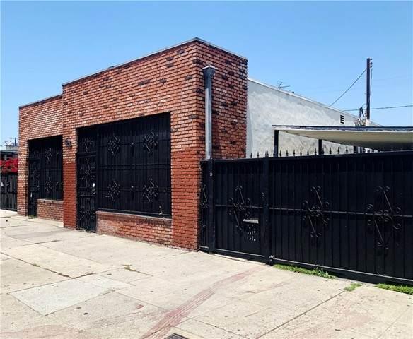 1509 W Florence Avenue, Los Angeles (City), CA 90047 (#WS21129125) :: The DeBonis Team