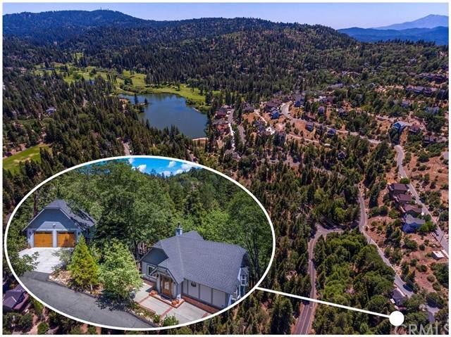 915 Trinity Drive, Lake Arrowhead, CA 92352 (#EV21129127) :: Zember Realty Group